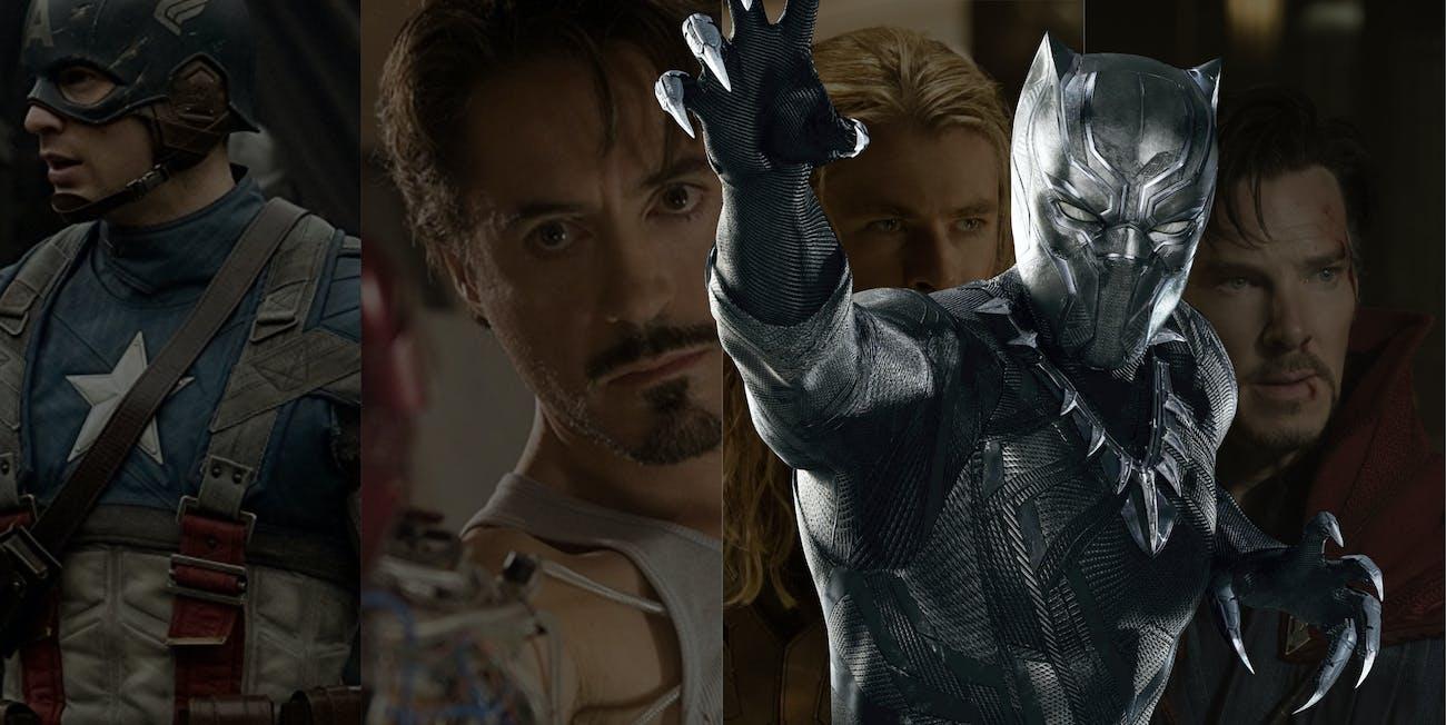 'Black Panther' Marvel Cinematic Universe