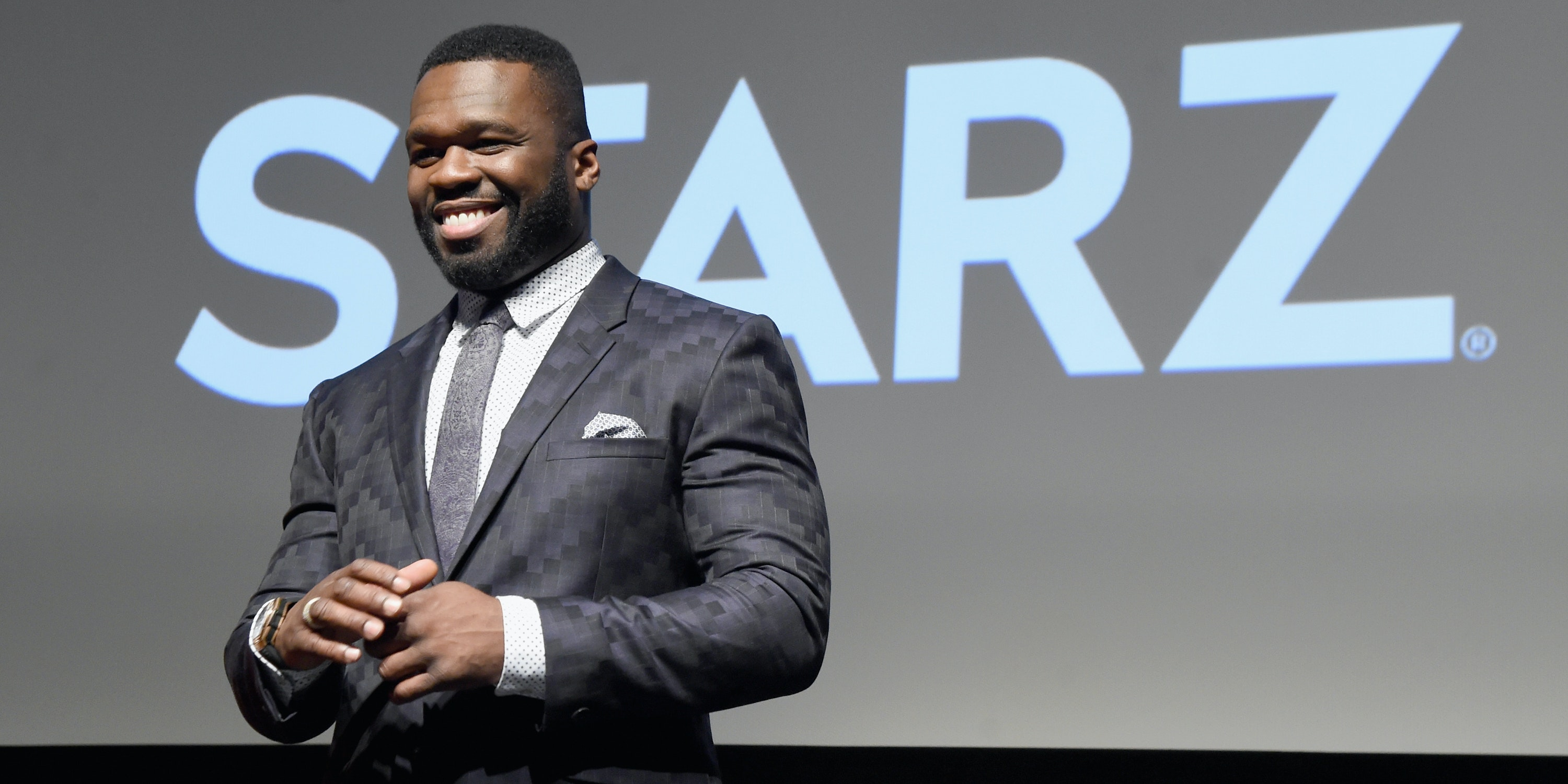 50 Cent Will Try To Make An Addictive Superhero Series For Starz
