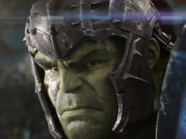 "That Planet in the 'Thor: Ragnarok' Trailer Is ""Planet Hulk"""