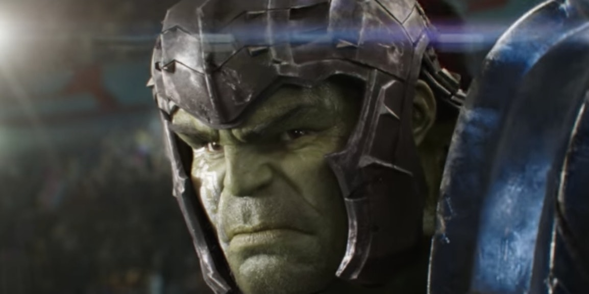 """That Planet in the 'Thor: Ragnarok' Trailer Is """"Planet Hulk"""""""
