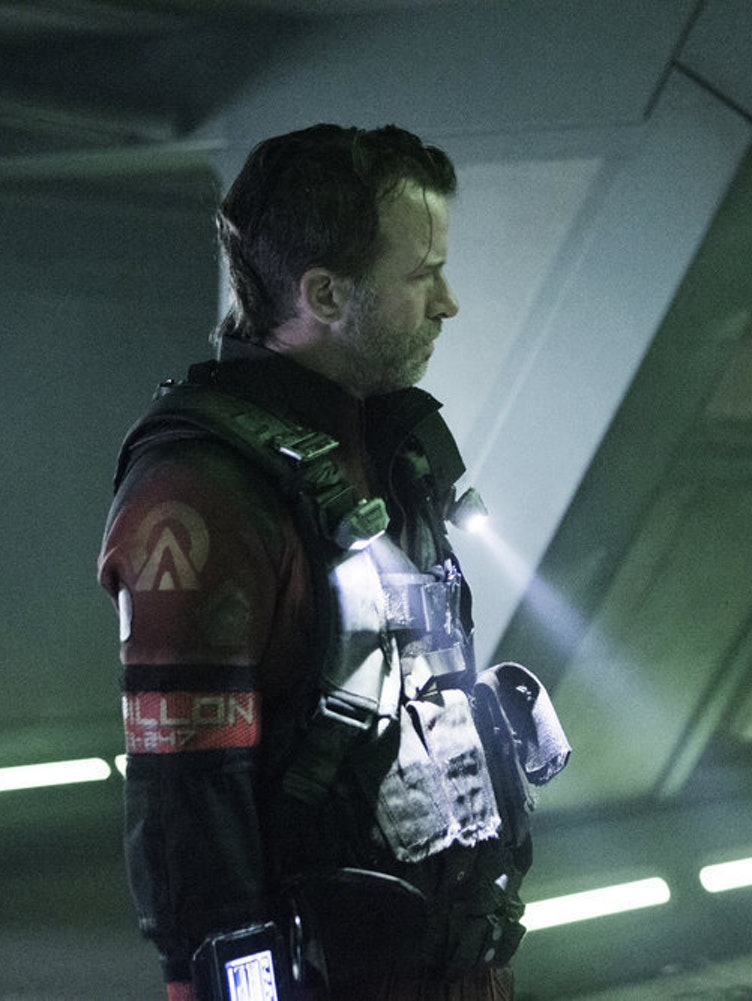 the Season 2 Premiere of 'The Expanse'