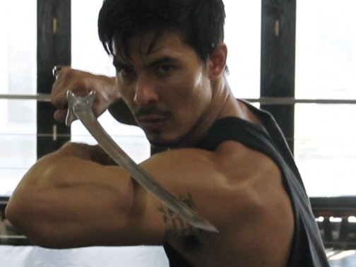 'Iron Fist' Villain Lewis Tan Could Have Played Danny Rand