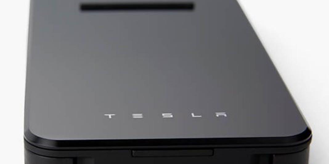 Tesla Wireless Charger