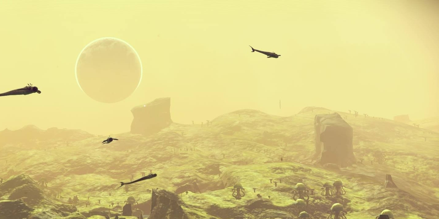 'No Man's Sky' and 'Pokemon Go' Have a Basic Trait in Common