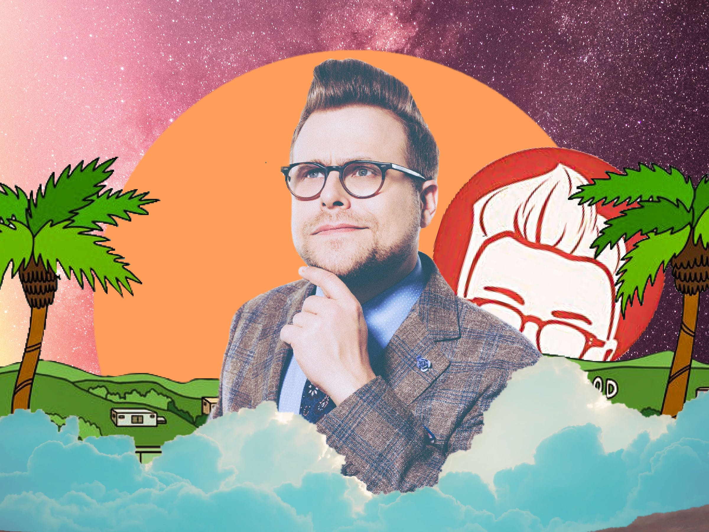 Adam Ruins Christmas.Adam Conover Ruins Cars It S Ludicrous We Designed Society