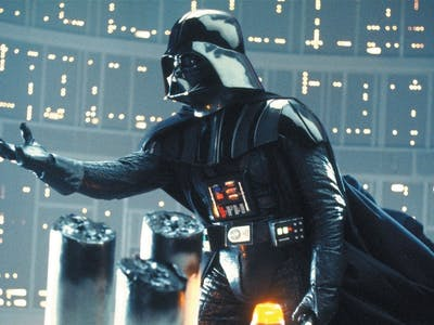 What the Hell Is Darth Vader's Job?