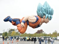 Macy's Thanksgiving Parade Goku