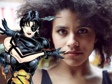 'Deadpool 2' Casts Its Domino in Zazie Beetz