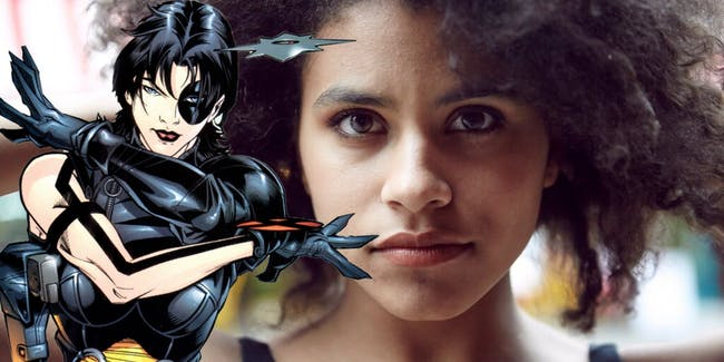 Zazie Beetz Deadpool