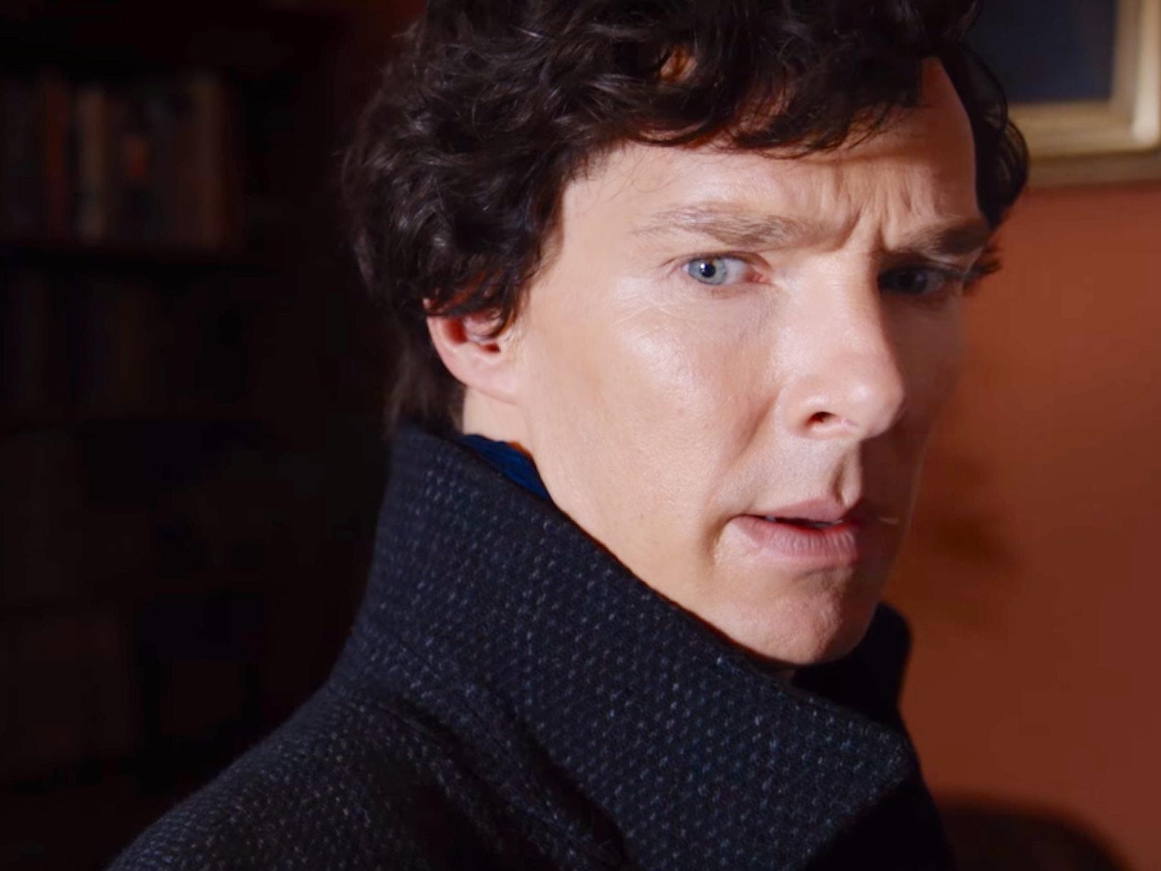 'Sherlock' Season 4 Trailer Sees the Return of Moriarty Maybe