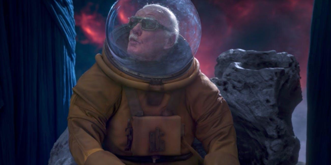 Stan Lee Uatu the Watcher