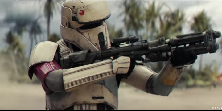 Imperial Shoretroopers from 'Rogue One'