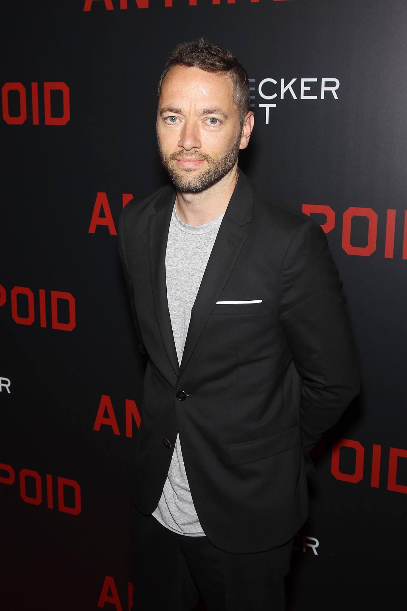 Director Sean Ellis
