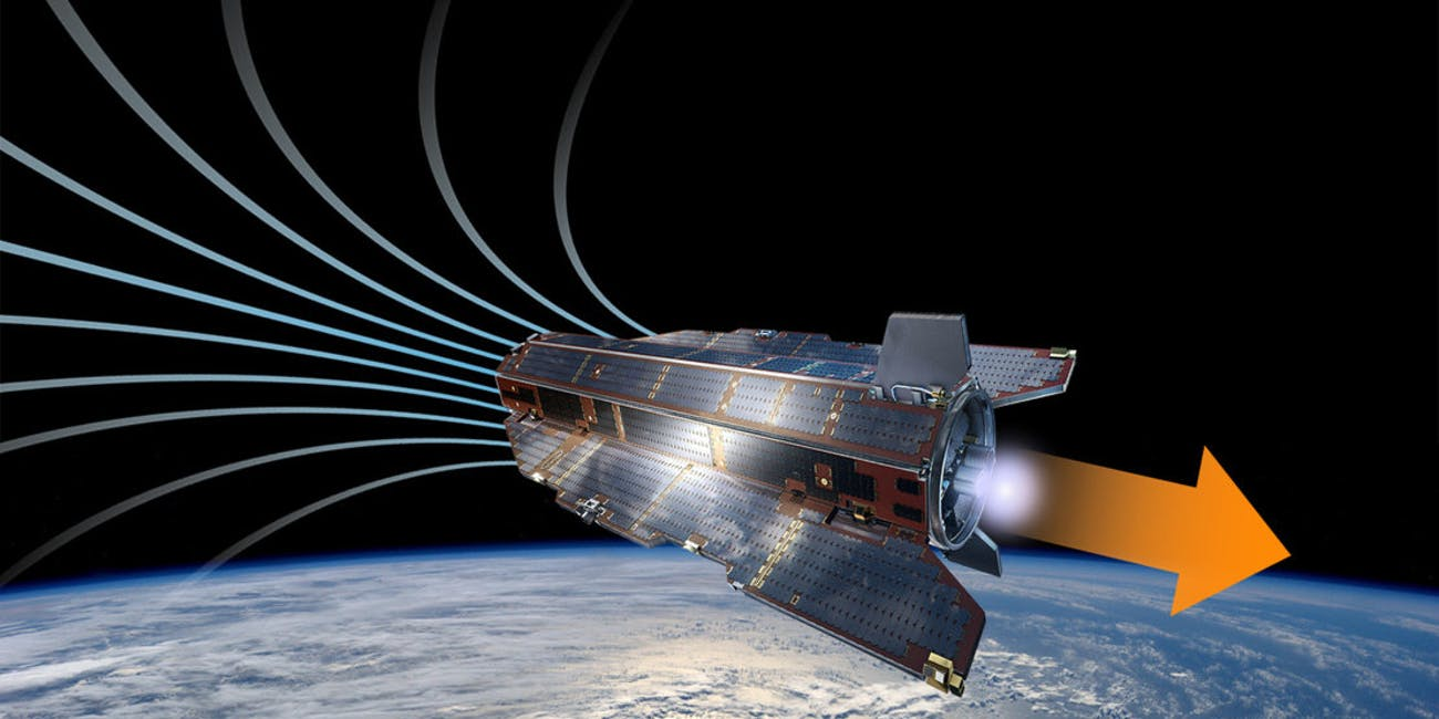 Air-breathing space mission.