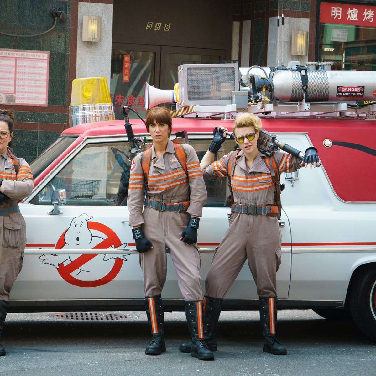 Ghostbusters' Reviews Say Kate McKinnon is Great in a Safe Reboot