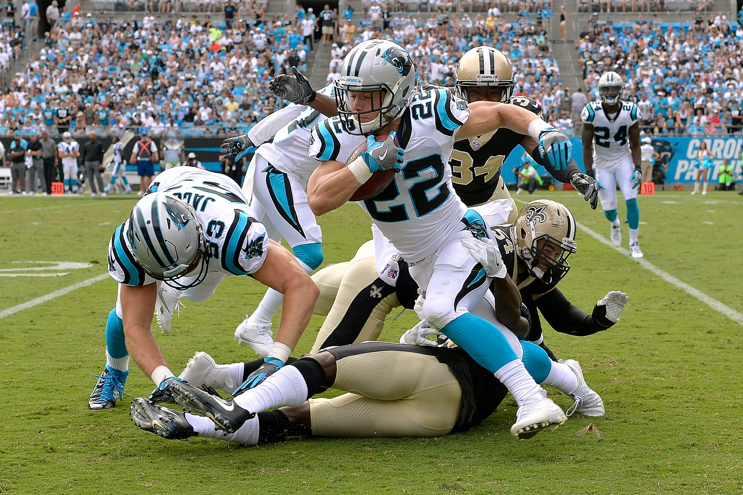 Who Will Win Carolina Panthers vs. New Orleans Saints? A.I ...