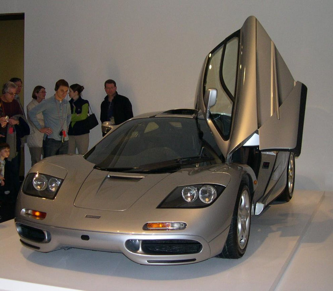 Young Elon Musk Totaled a McLaren F1 Car On a Joyride With Peter