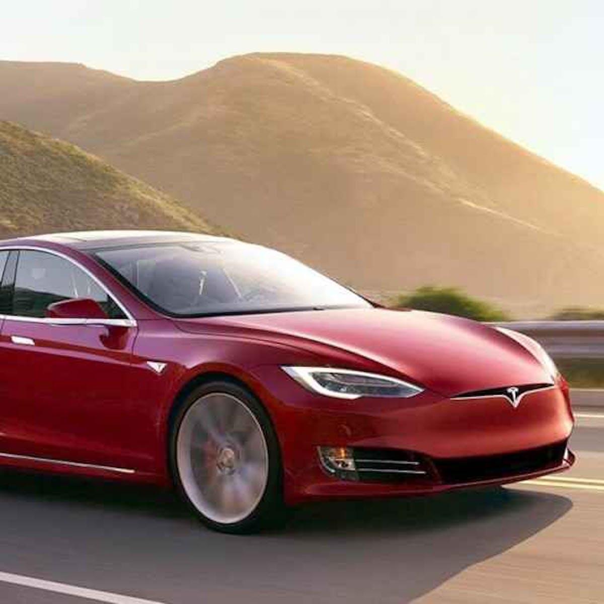 Leaked Tesla Image Reveals Full Self Driving User Interface