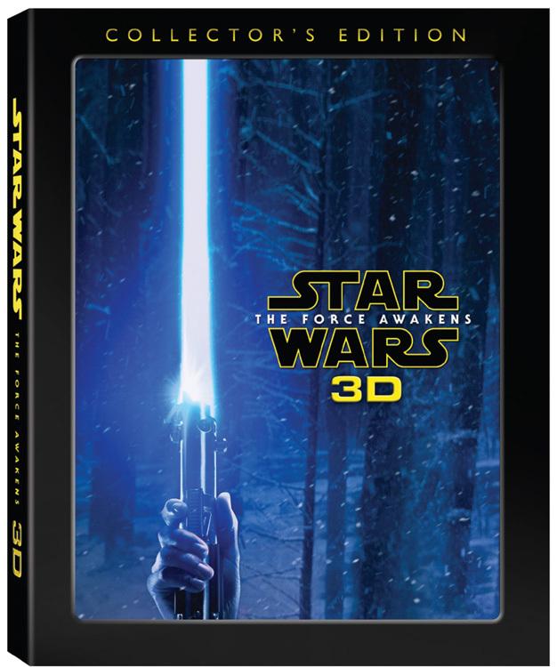 'Star Wars' in three dimensions.