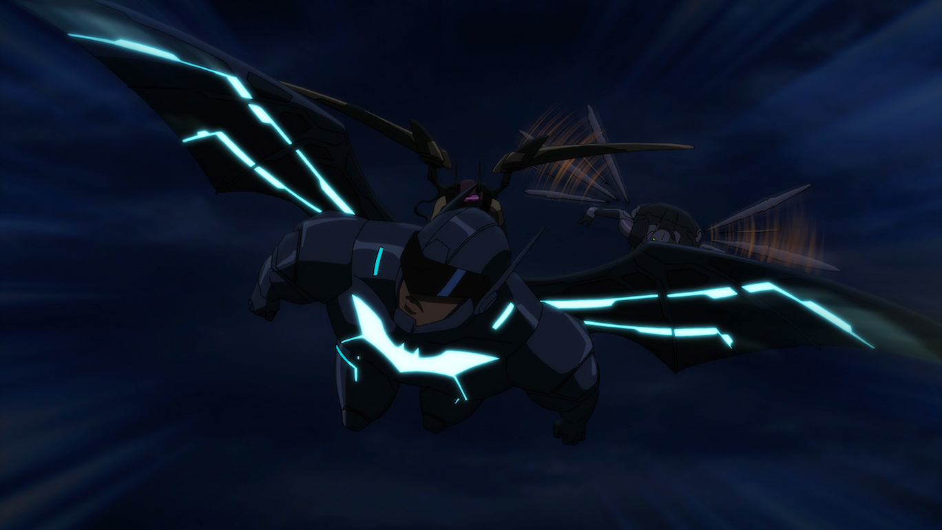 Gaius Charles of 'Friday Night Lights' voices Batwing in 'Batman: Bad Blood.'
