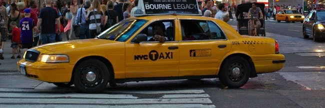 Colorblind Self Driving Cars Might Kill Off The Yellow Cab Inverse