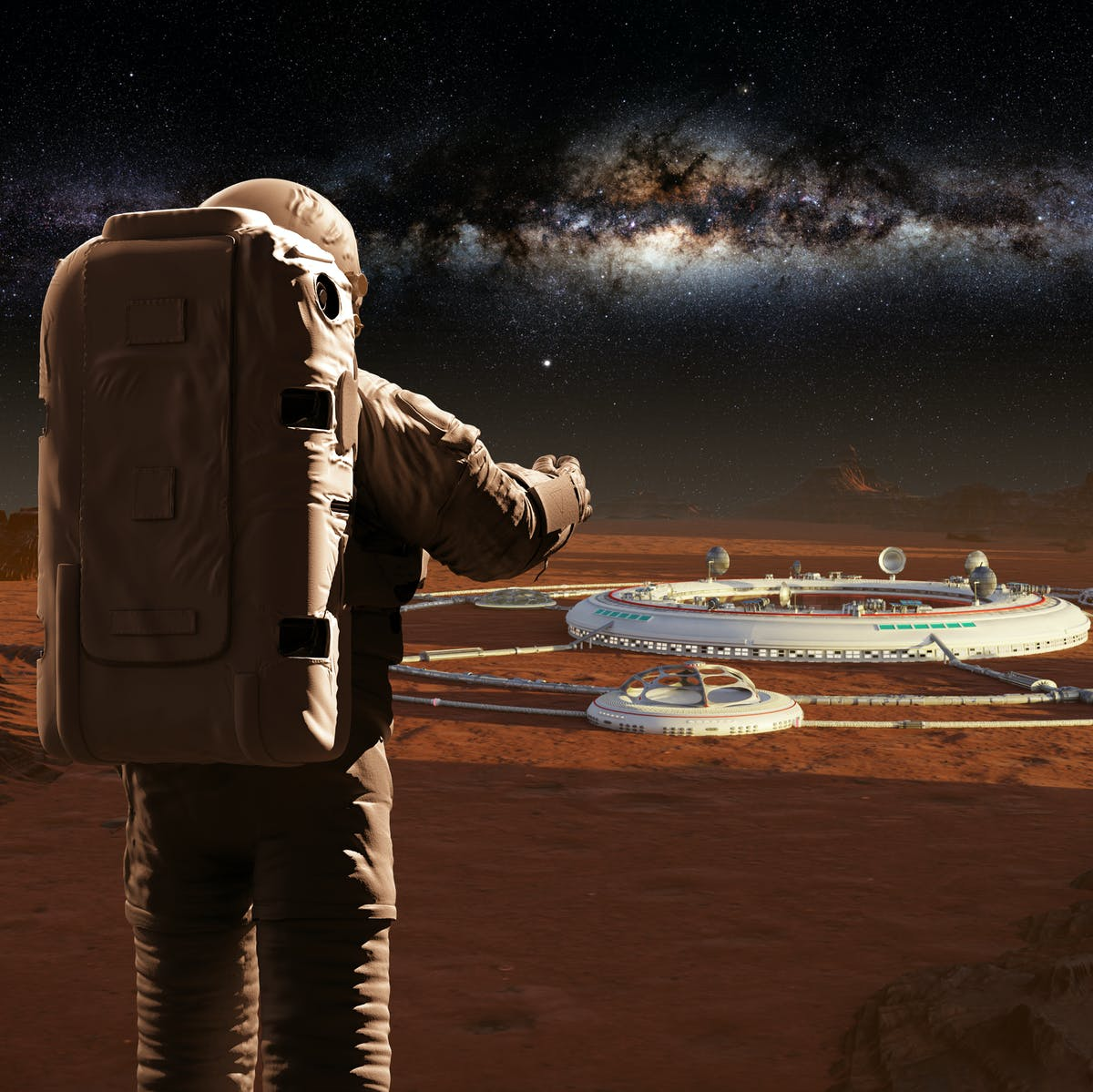 Biosensors could save future astronauts before they're in danger