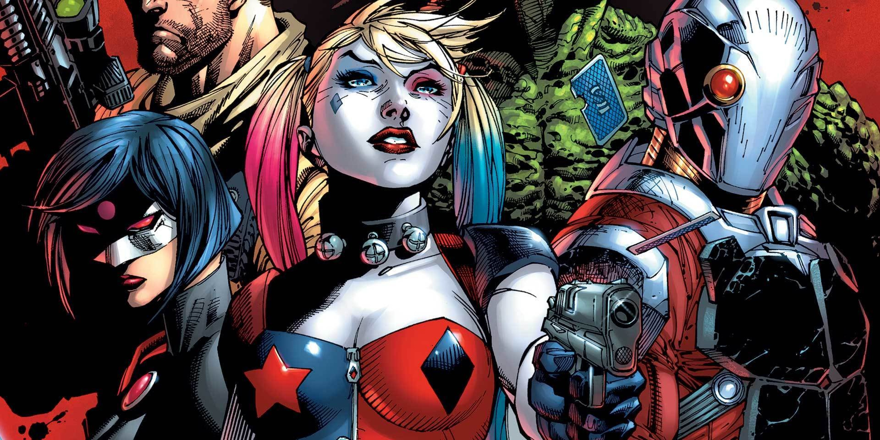 'Suicide Squad' Writer Flips the Script on Harley Quinn