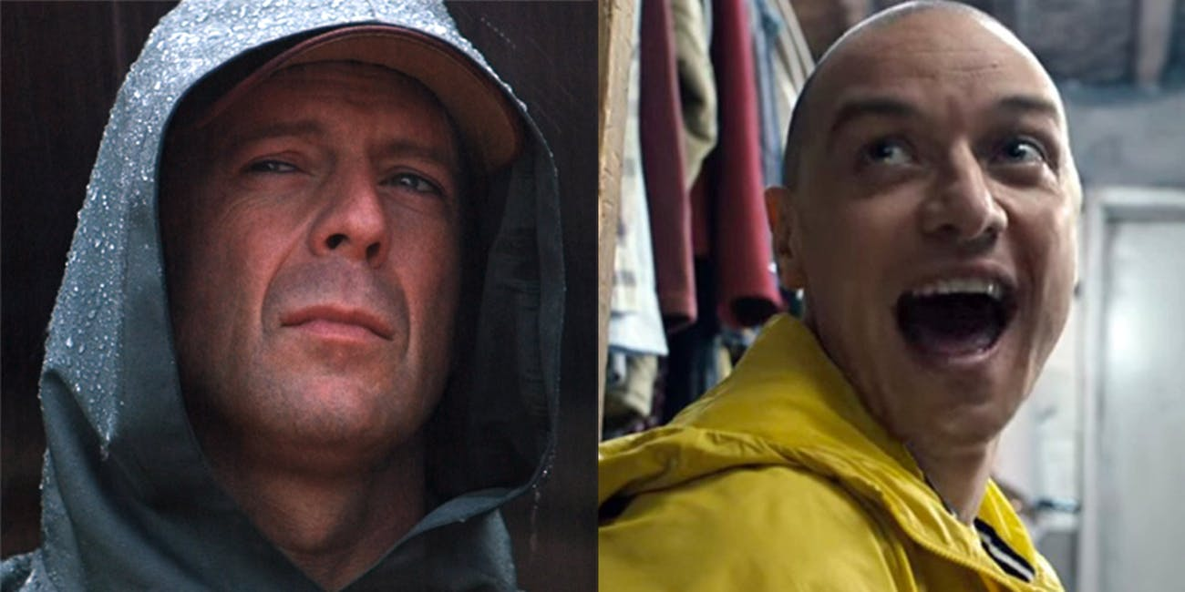 M. Night Shyamalan is already working on the sequel to 'Split' and 'Unbreakable'