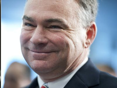 Tim Kaine is Teb from 'Galaxy Quest,' Right?