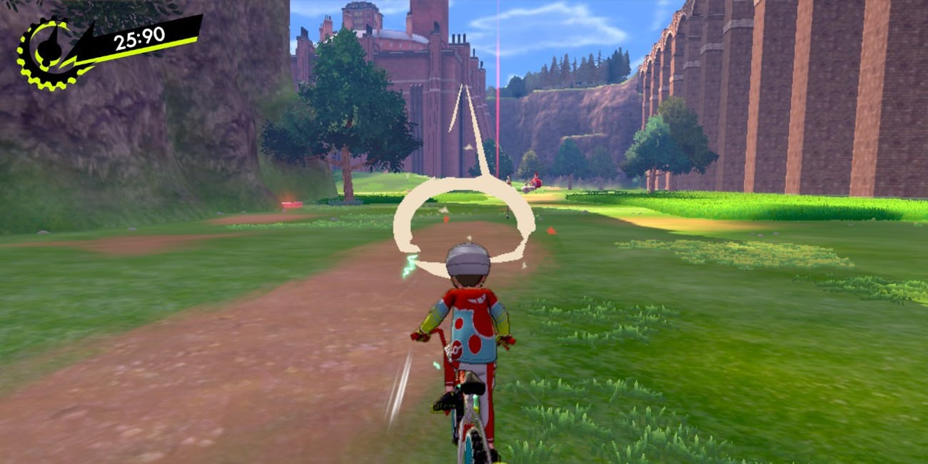 Rotom Rally Pokemon Sword and Shield