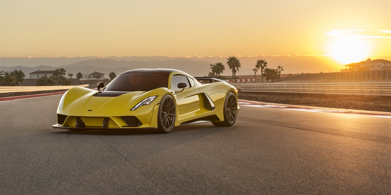 The Next Fastest Car In The World Could Pass Incredible