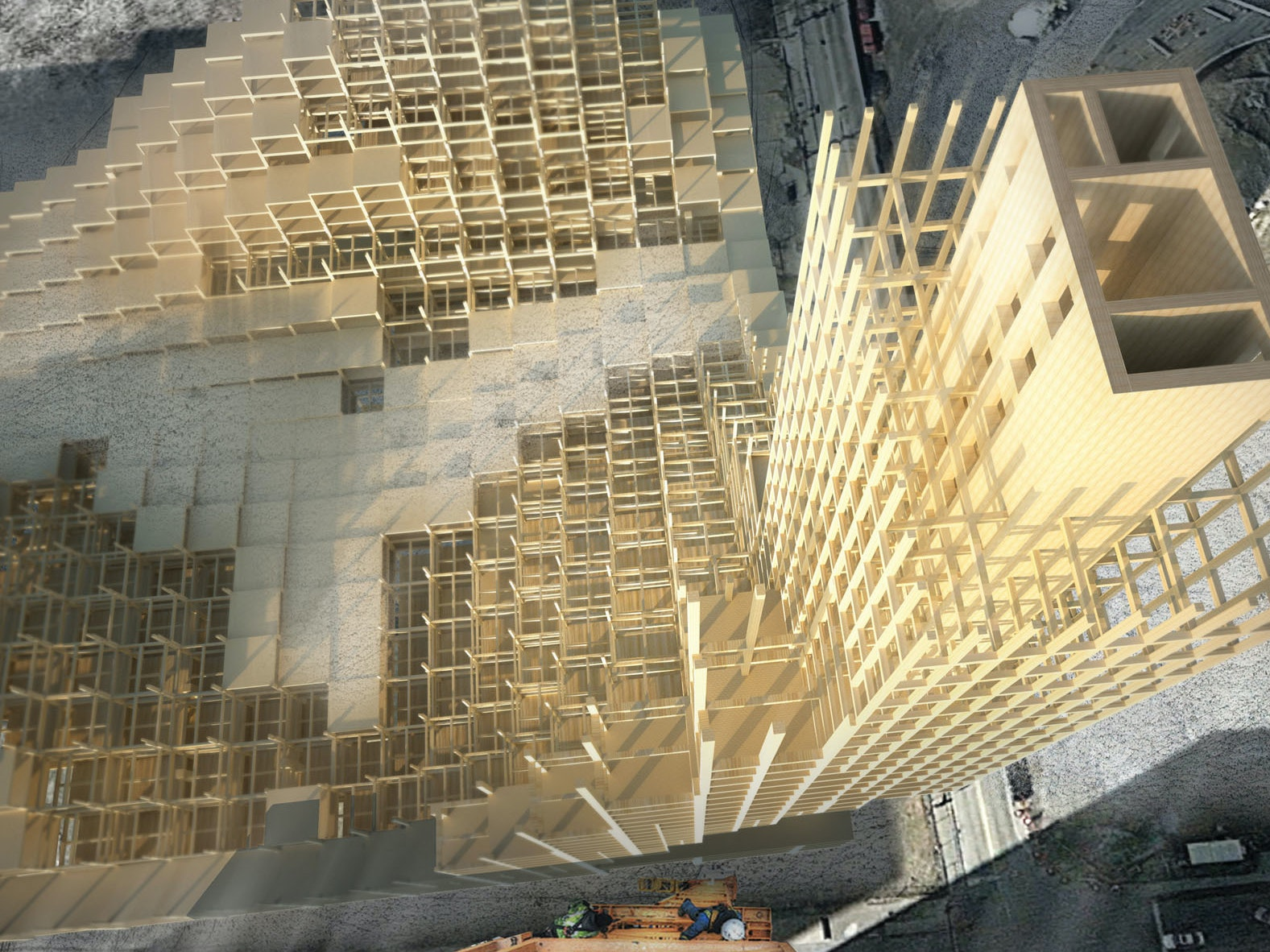 Wood Skyscrapers Are the Gorgeous, World-Saving Future of Urban Skylines