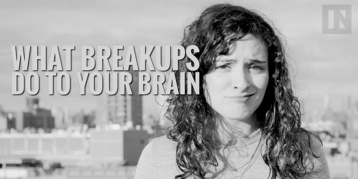 A neuroscientist explains the real psychological effects of heartbreak on your brain