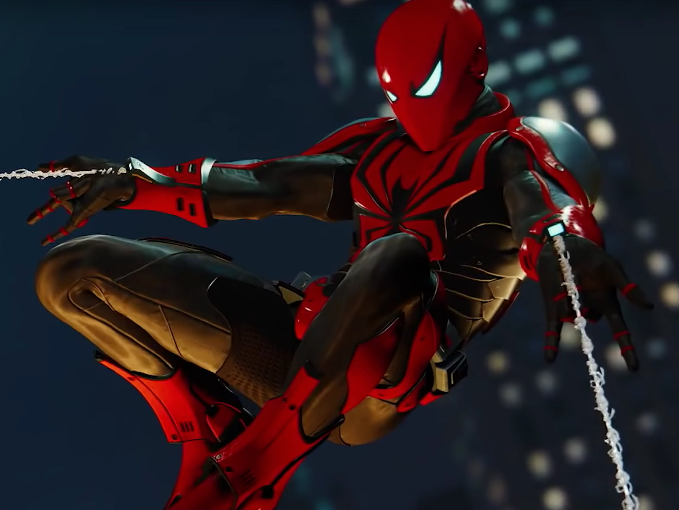 Spider-Man MK III Armor PS4