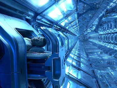 Cryonics Experts Want to Freeze Human Blood Into Glass