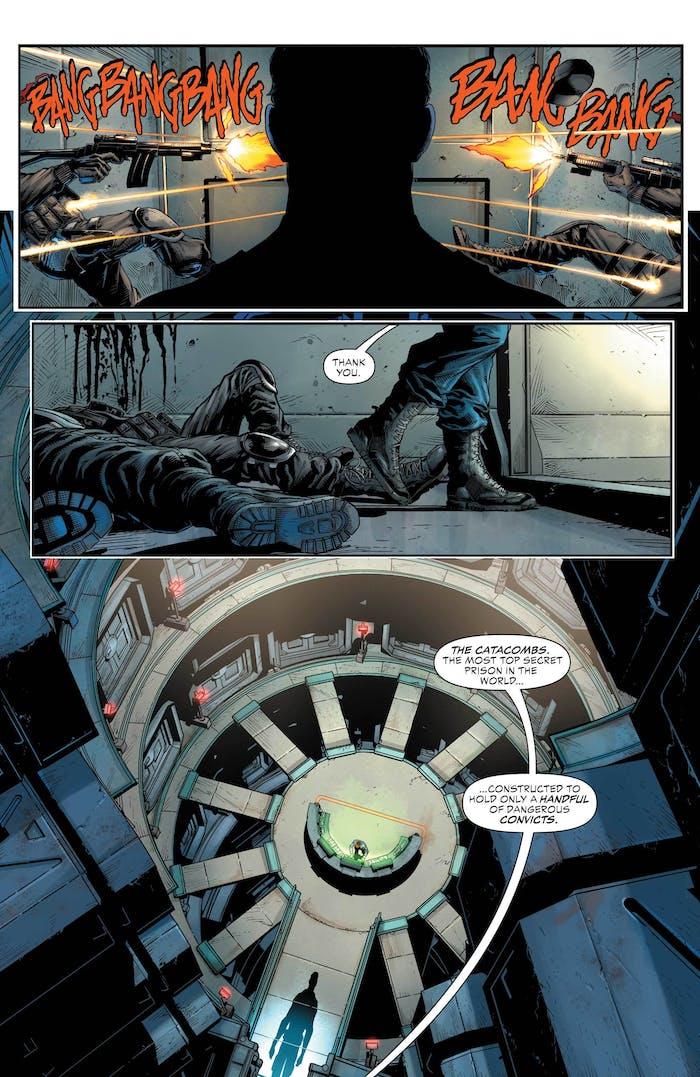 Justice League Suicide Squad DC Comics