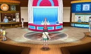 The Pokemon Center