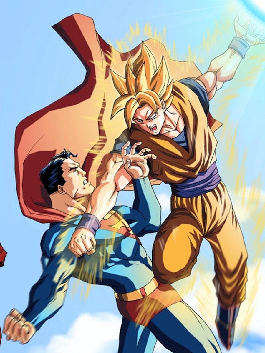 Superman Goku