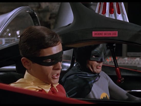 'Batman: The Movie', Starring Adam West, Was What All Superhero Movies Should Be
