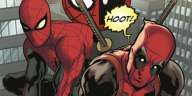 Deadpool, Spider-Man