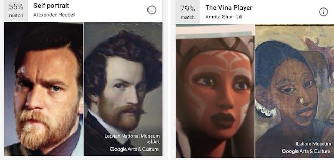 Obi-Wan and Ahsoka