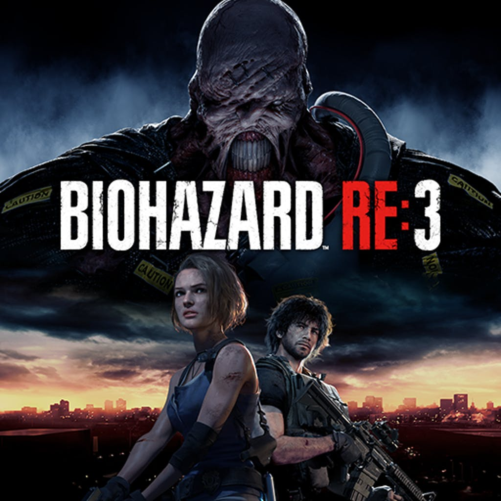 resident evil 3 biohazard RE 3 remake