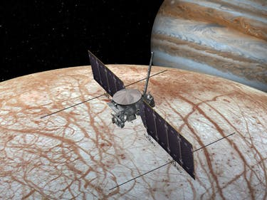 NASA Inches Closer to Greenlighting a Mission to Europa