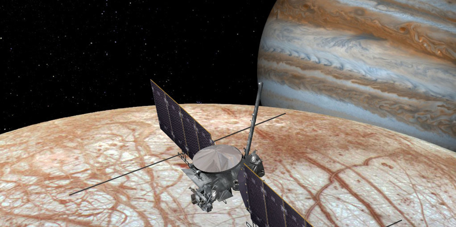NASA is about to enter Phase B of a mission to send a spacecraft to Jupiter's moon Europa in the 2020s.
