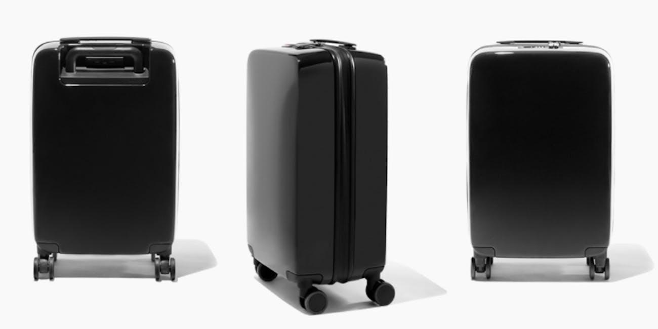 suitcase, luggage