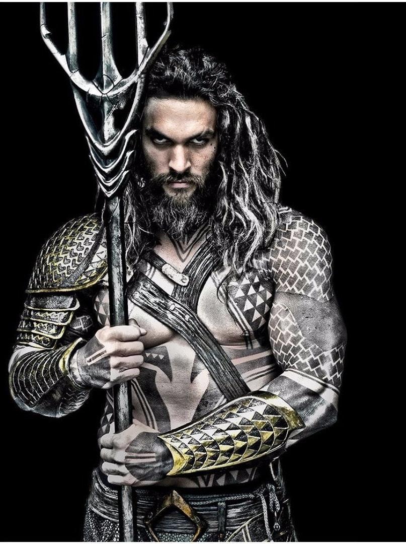 Aquaman and Mad Max: Fury Road