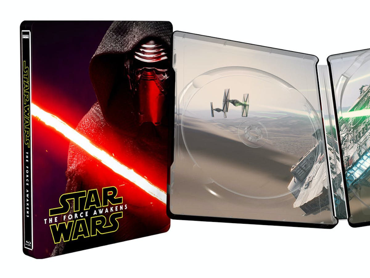 Which 'Star Wars: The Force Awakens' Blu-ray Should You Buy