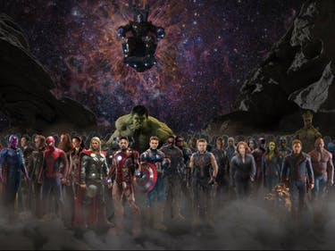 'Infinity War' Reportedly the Most Expensive Film Ever Made
