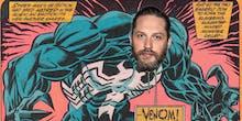 Tom Hardy Will Star in Sony's 'Venom' Movie