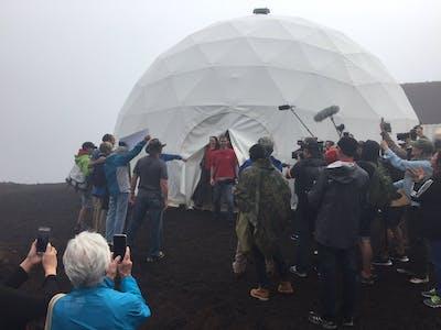 Astronauts Emerge From Year-Long Mars Isolation Simulation